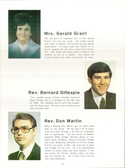 Page 14, 1981 Edition, Apostolic Bible Institute - Way Yearbook (St Paul, MN) online yearbook collection