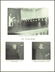 Page 14, 1957 Edition, Breck School - Mustang Yearbook (Minneapolis, MN) online yearbook collection