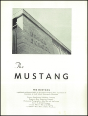 Page 5, 1957 Edition, Breck School - Mustang Yearbook (Minneapolis, MN) online yearbook collection
