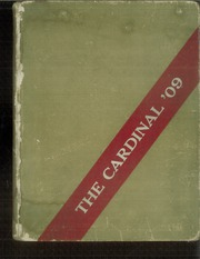 1909 Edition, East High School - Cardinal Yearbook (Minneapolis, MN)