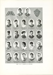 Page 11, 1917 Edition, East High School - Cardinal Yearbook (Minneapolis, MN) online yearbook collection