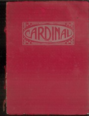 1919 Edition, East High School - Cardinal Yearbook (Minneapolis, MN)