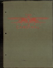 1921 Edition, East High School - Cardinal Yearbook (Minneapolis, MN)