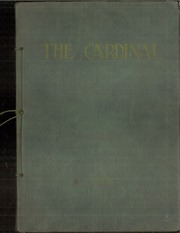 1922 Edition, East High School - Cardinal Yearbook (Minneapolis, MN)