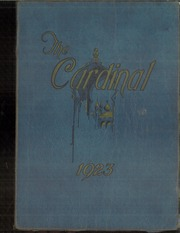 1923 Edition, East High School - Cardinal Yearbook (Minneapolis, MN)