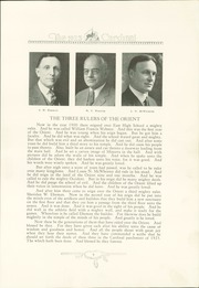 Page 11, 1923 Edition, East High School - Cardinal Yearbook (Minneapolis, MN) online yearbook collection