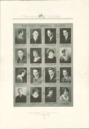Page 13, 1923 Edition, East High School - Cardinal Yearbook (Minneapolis, MN) online yearbook collection