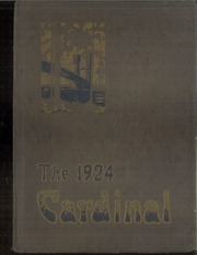 1924 Edition, East High School - Cardinal Yearbook (Minneapolis, MN)