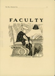 Page 13, 1910 Edition, Macalester College - Quid Nunc Yearbook (St Paul, MN) online yearbook collection