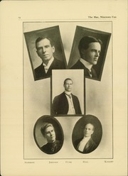Page 16, 1910 Edition, Macalester College - Quid Nunc Yearbook (St Paul, MN) online yearbook collection