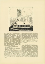 Page 15, 1930 Edition, Macalester College - Quid Nunc Yearbook (St Paul, MN) online yearbook collection