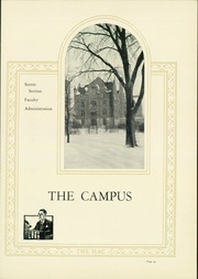 Page 17, 1930 Edition, Macalester College - Quid Nunc Yearbook (St Paul, MN) online yearbook collection