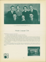 Page 100, 1936 Edition, Macalester College - Quid Nunc Yearbook (St Paul, MN) online yearbook collection