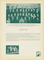 Page 101, 1936 Edition, Macalester College - Quid Nunc Yearbook (St Paul, MN) online yearbook collection