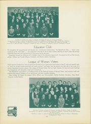 Page 106, 1936 Edition, Macalester College - Quid Nunc Yearbook (St Paul, MN) online yearbook collection
