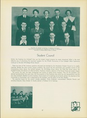 Page 91, 1936 Edition, Macalester College - Quid Nunc Yearbook (St Paul, MN) online yearbook collection