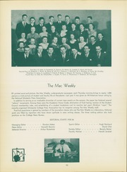 Page 94, 1936 Edition, Macalester College - Quid Nunc Yearbook (St Paul, MN) online yearbook collection