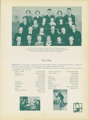 Page 95, 1936 Edition, Macalester College - Quid Nunc Yearbook (St Paul, MN) online yearbook collection