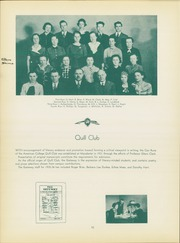 Page 96, 1936 Edition, Macalester College - Quid Nunc Yearbook (St Paul, MN) online yearbook collection