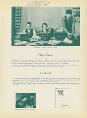 Page 97, 1936 Edition, Macalester College - Quid Nunc Yearbook (St Paul, MN) online yearbook collection