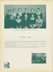 Page 98, 1936 Edition, Macalester College - Quid Nunc Yearbook (St Paul, MN) online yearbook collection