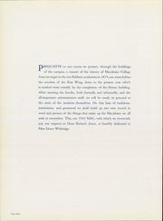 Page 14, 1942 Edition, Macalester College - Quid Nunc Yearbook (St Paul, MN) online yearbook collection