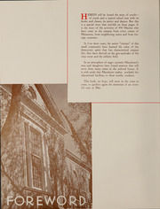 Page 8, 1946 Edition, Macalester College - Quid Nunc Yearbook (St Paul, MN) online yearbook collection