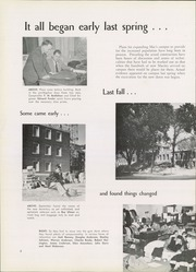 Page 12, 1947 Edition, Macalester College - Quid Nunc Yearbook (St Paul, MN) online yearbook collection