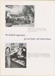 Page 16, 1947 Edition, Macalester College - Quid Nunc Yearbook (St Paul, MN) online yearbook collection