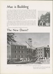 Page 8, 1947 Edition, Macalester College - Quid Nunc Yearbook (St Paul, MN) online yearbook collection