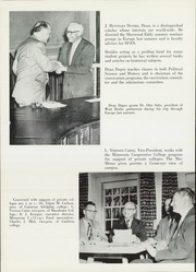 Page 14, 1954 Edition, Macalester College - Quid Nunc Yearbook (St Paul, MN) online yearbook collection