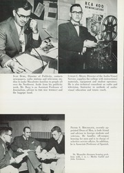 Page 16, 1954 Edition, Macalester College - Quid Nunc Yearbook (St Paul, MN) online yearbook collection