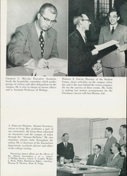 Page 17, 1954 Edition, Macalester College - Quid Nunc Yearbook (St Paul, MN) online yearbook collection