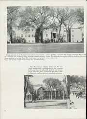 Page 6, 1954 Edition, Macalester College - Quid Nunc Yearbook (St Paul, MN) online yearbook collection
