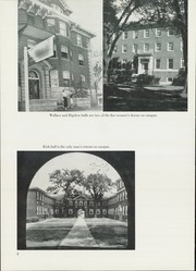 Page 8, 1954 Edition, Macalester College - Quid Nunc Yearbook (St Paul, MN) online yearbook collection