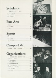Page 9, 1954 Edition, Macalester College - Quid Nunc Yearbook (St Paul, MN) online yearbook collection