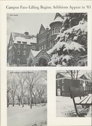 Page 10, 1963 Edition, Macalester College - Quid Nunc Yearbook (St Paul, MN) online yearbook collection