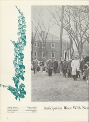 Page 6, 1963 Edition, Macalester College - Quid Nunc Yearbook (St Paul, MN) online yearbook collection