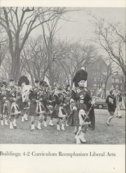 Page 7, 1963 Edition, Macalester College - Quid Nunc Yearbook (St Paul, MN) online yearbook collection