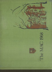 1968 Edition, Macalester College - Quid Nunc Yearbook (St Paul, MN)