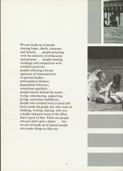 Page 10, 1971 Edition, North Hennepin Community College - Runestone Yearbook (Brooklyn Park, MN) online yearbook collection