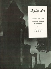 Page 7, 1944 Edition, NROTC University of Minnesota - Gopher Log Yearbook (Minneapolis, MN) online yearbook collection