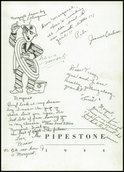Page 5, 1944 Edition, Pipestone Area Vocational High School - Yearbook (Pipestone, MN) online yearbook collection