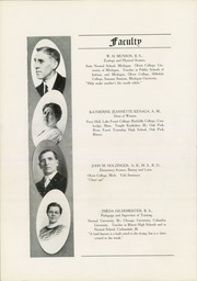 Page 14, 1911 Edition, Winona State Normal School - Wenonah Yearbook (Winona, MN) online yearbook collection