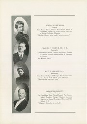 Page 16, 1911 Edition, Winona State Normal School - Wenonah Yearbook (Winona, MN) online yearbook collection