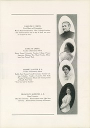 Page 17, 1911 Edition, Winona State Normal School - Wenonah Yearbook (Winona, MN) online yearbook collection
