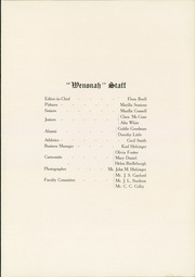 Page 7, 1911 Edition, Winona State Normal School - Wenonah Yearbook (Winona, MN) online yearbook collection