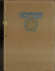 1913 Edition, Winona State Normal School - Wenonah Yearbook (Winona, MN)