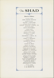 Page 10, 1925 Edition, Shattuck School - Shad Yearbook (Faribault, MN) online yearbook collection