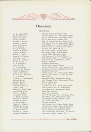 Page 183, 1926 Edition, Shattuck School - Shad Yearbook (Faribault, MN) online yearbook collection